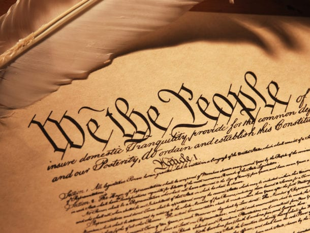The Preamble of the Constitution for the United States