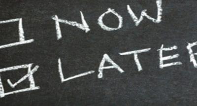 Procrastinate, Financial Planning, Investment Management